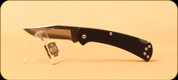 Buck Knives - Slim Ranger - Nail Notch - Pro Black G10 - 3112BKS6