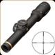 Leupold - VX-4.5HD - Service Rifle - 1-4.5x24 - SFP - CDS-ZL2 - FireDot Bull-Ring Ret - Matte - 176281