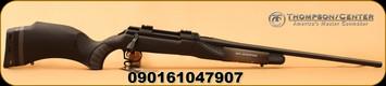 "Thompson Center - 223Rem - Dimension - Bolt Action Rifle - Black Synthetic Stock/Blued Finish, 22"" Barrel, 3 Rounds, Mfg# 8411"
