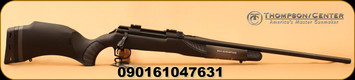"""Thompson Center - 243Win - Dimension - Bolt Action Rifle - Black Synthetic Stock/Blued Finish, 22"""" Barrel, 3 Rounds, Mfg# 8402"""