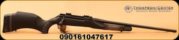 "Thompson Center - 22-250Rem - Dimension - Bolt Action Rifle - Black Synthetic Stock/Blued Finish, 22"" Barrel, 3 Rounds, Mfg# 8400"