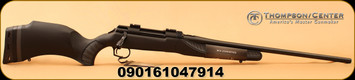 """Thompson Center - 7mm-08Rem - Dimension - Bolt Action Rifle - Black Synthetic Stock/Blued Finish, 22"""" Barrel, 3 Rounds, Mfg# 8413"""