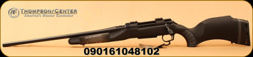 """Thompson Center - 243Win - Dimension - LH - Bolt Action Rifle - Black Synthetic Stock/Blued Finish, 22"""" Barrel, 3 Rounds, Mfg# 8452"""