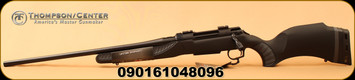 """Thompson Center - 204Ruger - Dimension - LH - Bolt Action Rifle - Black Synthetic Stock/Blued Finish, 22"""" Barrel, 3 Rounds, Mfg# 8459"""
