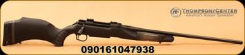 "Thompson Center - 30-06Sprg - Dimension - Bolt Action Rifle - Black Synthetic Stock/Blued Finish, 24"" Barrel, 3 Rounds, Mfg# 8414"