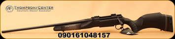 """Thompson Center - 30-06Sprg - Dimension - LH - Bolt Action Rifle - Black Synthetic Stock/Blued Finish, 24"""" Barrel, 3 Rounds, Mfg# 8464"""