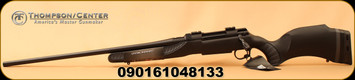 """Thompson Center - 7mmRemMag - Dimension - LH - Bolt Action Rifle - Black Synthetic Stock/Blued Finish, 24"""" Barrel, 3 Rounds, Mfg# 8466"""