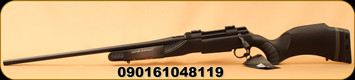 """Thompson Center - 270Win - Dimension - LH - Bolt Action Rifle - Black Synthetic Stock/Blued Finish, 24"""" Barrel, 3 Rounds, Mfg# 8453"""
