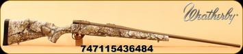 """Weatherby - 30-06Sprg - Vanguard Badlands - Badlands Approach Camo/Burnt Bronze Cerakote, 24""""Barrel, #2 Contour, 1:10"""", Mfg# VAP306SR4O"""
