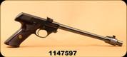 """Consign - Hi-Standard - 22LR - Supermatic Citation Model Model 103 - Wood Grips/Blued, 11""""Barrel"""