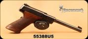 "Consign - Browning - 22LR - Challenger - Wood Grips/Blued, 6.75""Barrel - Made in Belgium, S/N 55388U5"