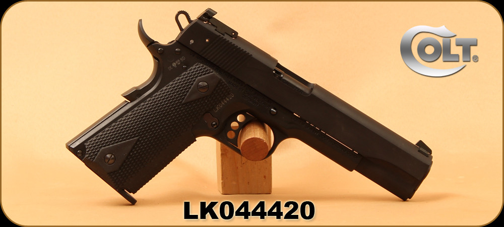 Consign - Colt/Walther - 22LR - Gold Cup Trophy 1911-22LR