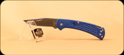 Buck Knives - Slim Ranger - Nail Notch - Blue - 3112BLS2