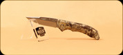 Buck Knives - Bantam BBW - Small Lockback - Nail Notch - Highlander Kryptek - 3284CMS26