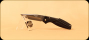 Buck Knives - Rival I - Small Lockback - Nail Notch - Black Plastic - 3364BKS