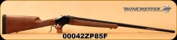 "Winchester - 270Win - Model 1885 High Wall Hunter - Falling Block, Single Shot Rifle - Walnut Stock/Polished Blued, 28"" Octagonal Barrel, Mfg# 534112226, S/N 00042ZP85F"
