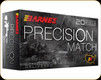 Barnes - 300 AAC Blackout - 125 Gr - Precision Match - Open Tip Match Boat Tail -