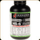 Hodgdon - HS-6 - Pistol/Shotgun Smokeless Powder - 1lb - HS61