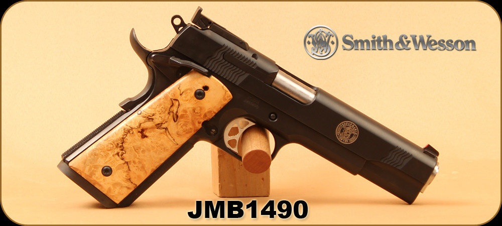 Consign - Smith & Wesson - 45ACP - Model SW1911 - First