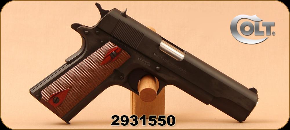 Colt - 38Super - 1911A1 GI Government - Semi Auto Pistol - Double
