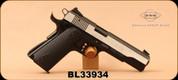 "GSG - 22LR - 1911 - Semi Auto - Black Grips/Stainless, 5""Barrel - Unfired, Showroom Model"