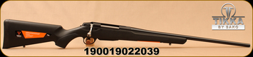 "Tikka - 270Win - T3X Lite - Bolt Action Rifle - Black Modular Synthetic Stock/Blued, 22.4""Barrel, Mfg# TF1T21LL103"