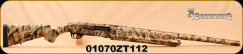 """Consign - Browning - 10Ga/3.5""""/28"""" - Gold Light - Semi-Auto - Mossy Oak Shadow Grass Blades Synthetic, Mfg# 011287113, c/w 3 chokes, C, M, IC - Only 50 rounds fired - In original box"""