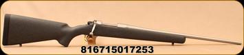 "Barrett - 243Win - Fieldcraft - Bolt Action Rifle - Carbon Fiber Stock/Stainless Finish, 21"" Barrel, Fluted Bolt, 1:7""Twist, 4rd Blind Magazine, Mfg# 16760"
