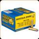 Buffalo Bore - Heavy 357 Magnum - 180 Gr - Outdoorsman - Hard Cast Lead Flat Nose Gas Check - 20ct - 19A