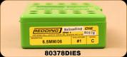 Consign - Redding - 6.5mm-06 - FL Die Set - Mfg# 80378 - Low Usage