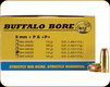Buffalo Bore - 9mm Luger+P - 115 Gr - Jacketed Hollow Point - 20ct - 24D
