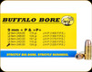 Buffalo Bore - 9mm Luger+P - 124 Gr - Jacketed Hollow Point - 20ct - 24E
