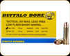 Buffalo Bore - 357 Mag - 125 Gr - Tactical Short Barrel Lower Recoil Low Flash - Barnes XPB Lead Free Hollow Point - 20ct - 19H
