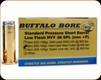 Buffalo Bore - Heavy 38 Special - 150 Gr - Standard Pressure Short Barrel Low Flash - Hard Cast Wad Cutter - 20ct - 20D