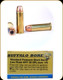Buffalo Bore - Heavy 38 Special - 125 Gr - Standard Pressure Short Barrel Low Flash - Low Velocity Jacketed Hollow Point - 20ct - 20E