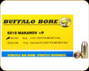 Buffalo Bore - 9x18 Makarov +P - 95 Gr - Jacketed Hollow Point - 20ct - 34A