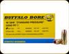 Buffalo Bore - 40 S&W - 125 Gr - Standard Pressure - Barnes TAC-XP Lead Free Hollow Point - 20ct - 23D
