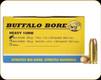 Buffalo Bore - Heavy 10mm - 200 Gr - Full Metal Jacket Flat Nose - 20ct - 21A