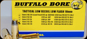 Buffalo Bore - 10mm Auto - 220 Gr - Tactical Low Recoil Low Flash - Hard Cast Flat Nose - 20ct - 21H
