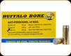 Buffalo Bore - 44 Mag - 200 Gr - Anti-Personnel - Hard Cast Wadcutter - 20ct - 4J