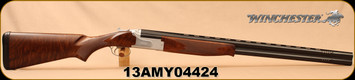 """Consign - Winchester - 12Ga/2.75""""/30"""" - Supreme Sporting Light - Walnut/Blued, Ported Barrels, Invector Plus Choke System, Very low rounds - In Original Box"""