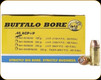 Buffalo Bore - 45 ACP+P - 185 Gr - Jacketed Hollow Point - 20ct - 45185