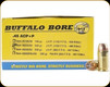 Buffalo Bore - 45 ACP+P - 200 Gr - Jacketed Hollow Point - 20ct - 45200