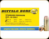 Buffalo Bore - Heavy 45 Colt - 200 Gr - Standard Pressure - Jacketed Hollow Point - 20ct - 3F