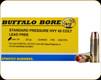 Buffalo Bore - Heavy 45 Colt - 225 Gr - Standard Pressure - Barnes XPB Lead Free Hollow Point - 20ct - 3H