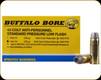 Buffalo Bore - 45 Colt - 225 Gr - Anti-Personnel Standard Pressure Low Flash - Soft Cast Hollow Nose - 20ct - 3J