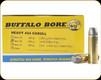 Buffalo Bore - 454 Casull - 300 Gr - Jacketed Flat Nose - 20ct - 7B