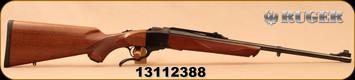 "Consign - Ruger - 30-06Sprg - No.1-A Light Sporter - Single Shot Rifle - Walnut/Blued, 22""Barrel - Unfired, No Box"