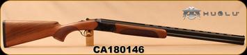 "Huglu - 20Ga/3""/28"" - 103D - O/U - Turkish Walnut/Case Hardened/Blued, Mobile Choke, SKU# 8681715394718, S/N CA180146"