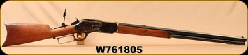 """Consign - Chaparral Arms - 50/95 - 1876 Winchester - Walnut/Case colored receiver/Blued, 26""""Octagonal Barrel, c/w bullets, 130+ pcs brass, RCBS die set, Low Rounds"""